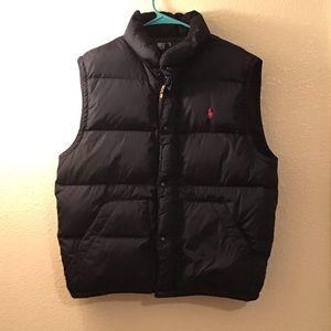 Men's Ralph Lauren Polo Puffer Vest